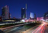 _DSC0032 (m.krema) Tags: milano italia it lombardia architettura moderno grattacielo unicredit gaeaulenti lungaesposizione colore bluehour luci filtro nisi clearnight treppiede d750 20mm