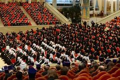 48. Заключительное торжественное заседание Архиерейского Собора 02.12.2017
