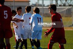 Sevilla FC - UP Viso (3ª Andaluza Infantil G.1)-4