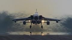 TORNADO TAKEOFF (MANX NORTON) Tags: raf coningsby tornado hawk tucano qra typhoon eurofighter