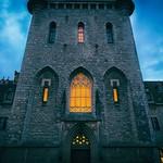 Halloween Castle Night Sky thumbnail