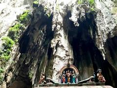 Batu Caves 黑风洞 (stardex) Tags: batucaves cave landscape kualalumpur malaysia culture religion temple hindu statue