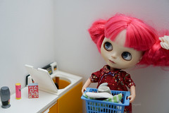 040/365 Back home  - Laundry day