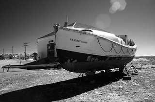 Hull lifeboat IR