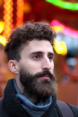 #13 of 100 Strangers Giovanni (Jonathan J Wright) Tags: canoneos600d canonef85mmf18 canon 100strangers london portrait streetshots