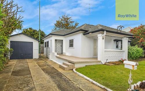 117 Alfred St, Parramatta NSW 2150
