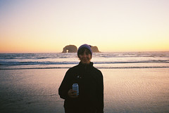 Oregon (Gabe Scalise) Tags: 35mm film nikon f3 hp portra 400 yashica t3 find lab gabe scalise pacific northwest washington oregon summer f3hp nikkor 50mm 14 travel mountains kodak analog