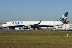 Azul Linhas Aereas / Embraer ERJ-195 / PR-AYZ (Adriano.Barreto) Tags: airplane aviation sbkp vcp campinas viracopos aeroporto airport embraer embraer190 azul planespotting spotting spotter brasil brazil brazilian