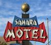 Sahara Motel Neon Sign - Anaheim, California - sign by Santa Ana Neon Co. (hmdavid) Tags: vintage motel sign sahara anaheim midcentury roadside advertising googie santaananeonco 1950s