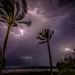 Moreton Island Lightning Storm-3