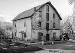 Mill Restoration (Bruce Livingston) Tags: asbury nj newjersey bw monochrome mill asburymill