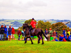 Jousting at Pendennis Castle, Falmouth, Cornwall (photphobia) Tags: falmouthharbour falmouth harbour cornwall town uk oldtown oldwivestale outdoor outside building buildings buildingarebeautiful architecture castle castillo pendenniscastle fortress fort henryviii charlesii