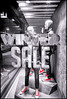 Winter Sale (George Fournaris) Tags: selective bw partial