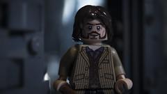 Sirius Black (lego3x11l) Tags: lego lego3x11l legoharrypotter lukas3x11l lukas lotr harry hp hogwarts potter photoshop poster legosiriusblack siriusblack