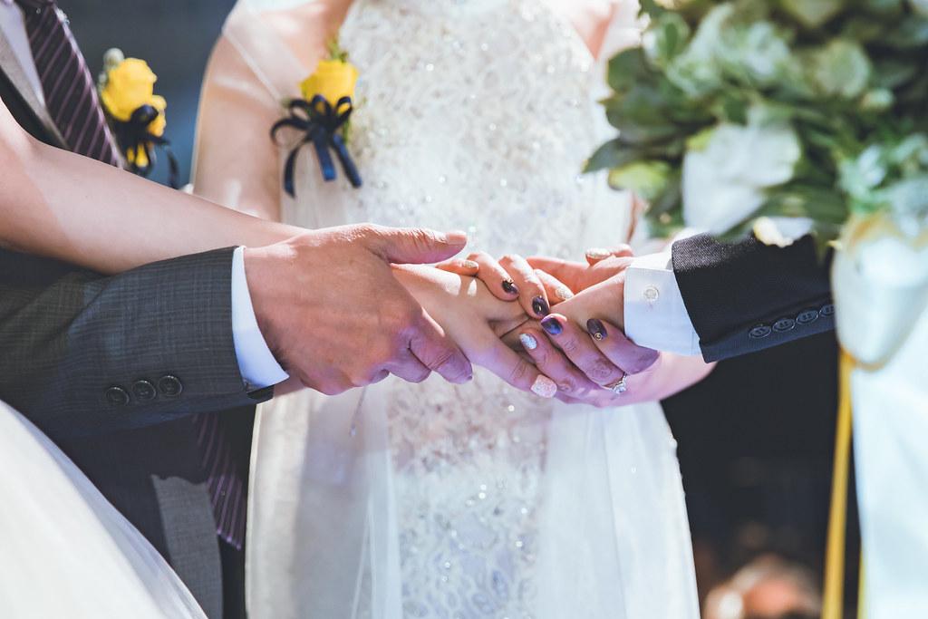 [婚攝] Hank & May 新莊典華 婚禮精選
