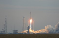 Antares Cygna (baypeep) Tags: rocket wallops nasa space iss