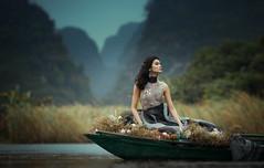 Vùng Đất Tiên (trieu_van_194) Tags: fashion ninhbinh vietnam landscape vietnamlandscape fashionphoto fashionphotography fashionvietnam