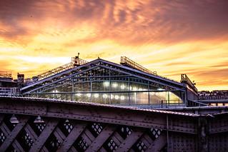 Sunrise, Aberdeen