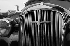 1937 Chevrolet Master Deluxe (rolandmks7) Tags: sonynex5n chevrolet 1937 masterdeluxe sedan 4door monochrome blackandwhite canonfd manualfocus 28mm chevy
