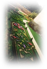 An embroidered garden (*Maria L) Tags: angers france loirevalley castle château town garden embroidery flowers 7dwf aged