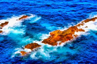 O mar português | The portuguese sea | La mer portugaise | Il mare portoghese | El mar portugués | Das portugiesische Meer | Португальское море