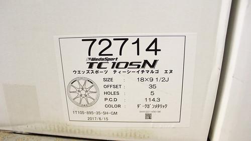 WEDS TC105N GM