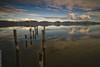 Nuvole Basse (MassimilianoBianchini) Tags: nuvole clouds lago lake massaciuccoli toscana acqua water