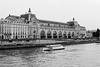 Paris - Orsay museum (DOT finger) Tags: paris bw orsaymuseum river urban