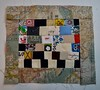 (Danny W. Mansmith) Tags: workinprogress sewing handmadeclothing patchwork details irregularshapes dannymansmith fabric