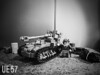 UE-57 (Requested) (-=Spectre=-) Tags: ue57 lego french france noire black grey white tanket tank the rat