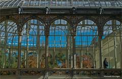 Palacio de Cristal (Manuel Moraga) Tags: manuelmoraga palaciodecristal parque retiro cristalera arquitectura madrid españa