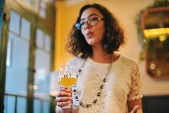 Marta Fraga (Super Bock) @ Panca - Cevicheria & Pisco Bar, Porto (Gail at Large | Image Legacy) Tags: 2017 panca pancacevicheriapiscobar porto portugal superbock zomatopt gailatlargecom martafraga