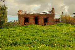 One From The Past (Darren Schiller) Tags: abandoned australia architecture building derelict disused decaying deserted dilapidated disappearing empty farming farmhouse history heritage house home midnorthsouthaustralia old portbroughton rural rustic ruins rusty