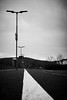 Way home (grundi1) Tags: sony alpha 68 a sigma1770f2845dcmacro blackandwhite black white weis schwarz schwarzweis bahnsteig platform train station bahnhof bad erlach vanagram sigma 1770 f2845