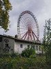 Abandoned Amusement Park Spreepark - Berlin (Simon Hubbert) Tags: panasonic lumix germany berlin g80 g85 travel photography 2017 nomad amusement park spree desolate old rot architecture wheel ride fair ground rides colour carriages trees foliage leaves leaf tree grass fall autumn abandoned