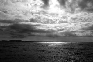 Dark sea !!!