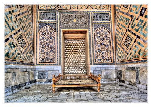 Samarqand UZ - Registan Sher-Dor-Madrasa 04