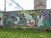 380 (en-ri) Tags: dogboy arrow 16 2016 rosso grigio lilla nero bianco pro evo 2994 bologna wall muro graffiti writing