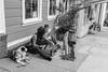 DSCF3707.jpg (RHMImages) Tags: dog fuji bnw monochrome blackandwhite candid hippies streetmusicians people nevadacounty streetphotography hipsters bw nevadacity fujifilm x100f