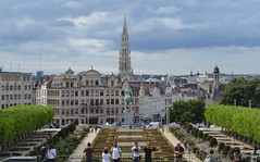 Bruxelles, View from above (marcomedinas_3) Tags: q world white newplace explore europe elegant emotions d3100 red travel tour turist tree traditions trip attractions sky city urban summer sun light nikkor nikon discovery lights photography photo photograph passions art armony street details free flowers family green holland happiness june colors belgium bruxelles nofiltrer nature naturalcolor natural national netherlands moment view clouds