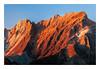 Monte Cavallo (Mattia Querci) Tags: apuan alps mountain ridge range landscape dusk sunset warm peak cliff steep rough trekking hiking nature park outdoor