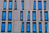 The Netherlands, Rotterdam (ClaDae) Tags: netherlands nederland architecture building windows blue glass