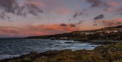 Dunure Sunset 23-11-17 (craigsturgeon) Tags: dunure castle sunset scotland southwest south west