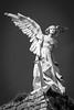 El ángel de Comillas - Cantabria (vlapoulle) Tags: comillas cantabrie cantabria spain espagne españa cimetière ange épée gardien avenger sword cemetery graveyard boneyard bw blackandwhite nb noiretblanc statue monument tombe cementerio