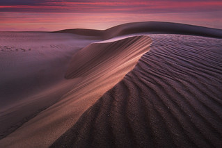 Bridport dunes