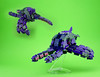 OctoViper Flight Mode (TFDesigns!) Tags: lego space spaceship octopus cyclops slimestars planet exploration purple