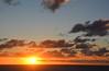 Florida Sunrise (npbiffar) Tags: sky sun ocean water orange red npbiffar 1685mm nikon seascape landscape clouds sunsise