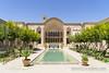 casa ameriha (_perSona_) Tags: iran persia kashan ameriha casa house hotel saraye ameri zand yard courtyard pool piscina pati patio