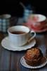 Muffin al cacao e nocciole 7 (Giovanna-la cuoca eclettica) Tags: muffin brunch break stilllife healthy healthyfood food