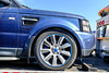 random 29-11-2017 (I.B.MAC) Tags: fuji fujifilm x100f blue color colorful car rangerover sport tow
